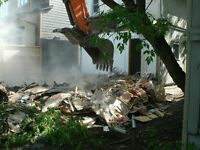 FOR QUALITY DEMOLITION WORK - CALL 403-402-9953