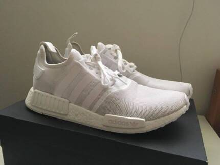 Adidas NMD R1 Triple White Steals (WANT GONE ASAP)
