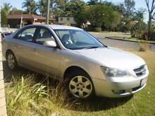 2005 Hyundai Sonata Sedan Norman Gardens Rockhampton City Preview