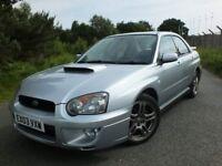Subaru Impreza WRX ProDrive Performance Pack