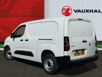 2019 Vauxhall Combo 1.5 Turbo D 2300 Edition Panel Van 4dr Diesel Manual L2 H1 E