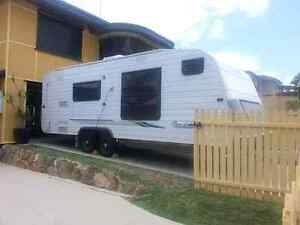 2002 Roadstar Grange Caravan (22ft) Longreach Longreach Area Preview
