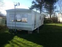 8 Berth Caravan 4 hire Amroth, Pembrokeshire
