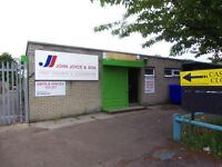 SELF CONTAINED WORKSHOP/FACTORY/OFFICE SPACE GATESHEAD