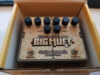 Ehx Germanium 4 Big Muff Pi Overdrive/ Distortion