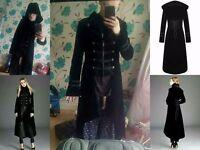 Gothic trench coat size 14
