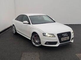 ***CHEAPEST LIKE FOR LIKE CAR IN THE WHOLE OF THE UK...AUDI A4 2.0 TDI QUATTRO 168 BHP