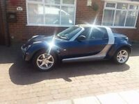 SMART ROADSTER 0.7 Targa 2 dr