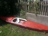 kyack boat .