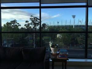 Fully furnished room in East Melbourne 3BR apartment East Melbourne Melbourne City Preview