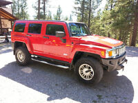 2006 HUMMER H3 w/Transferable Premium Warranty