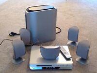 Sony DAV-SC5 CD/DVD/MP3 S-Master 5.1ch Full Digital Surround