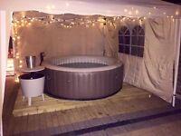 Aqua Hot Tub Hire/jacuzzi hire