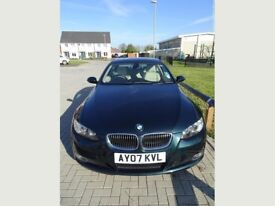 BMW 3 Series 2.5 325i SE 2dr with Full Service History, Very Low Mileage, & 4 New Tyres