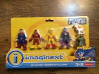brand new dc imaginext figure pack collection gorleston