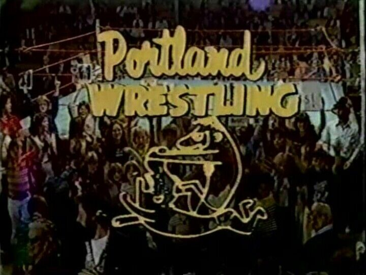 13 Pro Wrestling DVDs: PORTLAND WRESTLING from the 1970