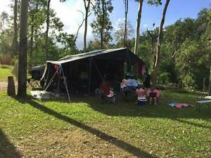 2010 Desert Edge camper trailer Kirwan Townsville Surrounds Preview