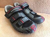 Men cycling shoes Shimano R099