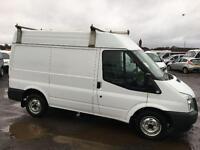 Ford Transit Medium Roof Van Tdci 100Ps DIESEL MANUAL WHITE (2013)