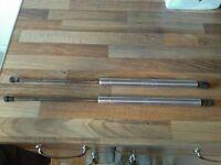 MK4 Golf Chrome Boot struts