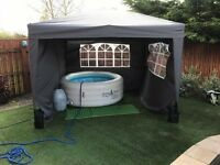 Mobile hot tub hire