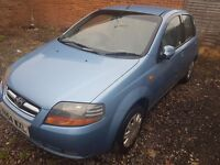 Daewoo Kalos - Well maintained - Ideal first car