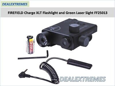 FireField Charge XLT Flashlight and Green Laser Sight FF25013