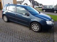 VW Golf SDi 5 door hatchback