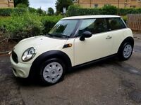 Mini First 2011 FSH 1.6 GOLD Warranty Immaculate 6speed BMW, Fiesta Corsa Micra 207 208 Fabia c3 c2
