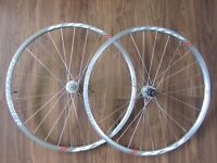 Bontrager 29er RXL TLR tubeless ready MTB wheel set [F & R good condition]
