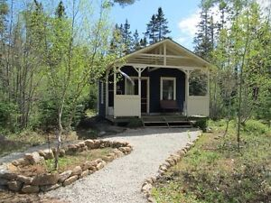 Land with a Cabin for Sale