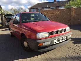 VW GOLF mk3 1.8 cl auto