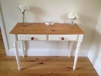 Beautiful sideboard / hall table / console / dressing table / desk