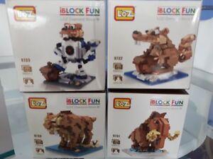 mini legos NEUF collection air de glace
