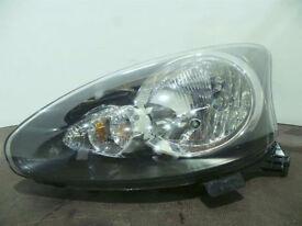 Toyota Aygo 2005 To 2012 N/S Left Passengers Headlamp Headlight