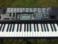 casio ctk-720 with stand