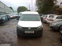 Volkswagen Caddy 1.6 Tdi 75Ps Startline Van DIESEL MANUAL WHITE (2013)