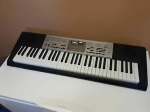 Barely used Casio Keyboard WITH stand (Sussex Corner NB)