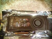 KFA2 GeForce GTX 780Ti 3072MB GDDR5 Graphics Card