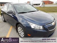 2011 Chevrolet Cruze LS *** Certified and E-Tested *** $6,999