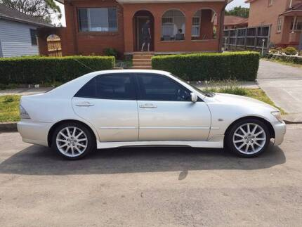2004 LEXUS IS200 AUTOMATIC - REGO TILL MARCH 2018