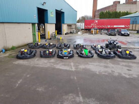 go karting at a revised cost
