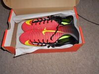 Nike football boots.