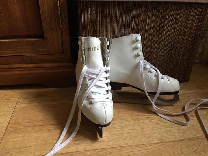 Spirit 2 Ice Skates Size 12