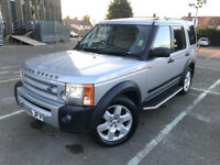 2006 (06) Land Rover Discovery 3 7 Seater 2.7 TD V6 HSE 5dr Automatic 6 Months Warranty Included