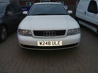 2000 Audi A4 1.8 for sale!