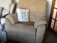 ELECTRIC RECLINING CHAIR, RECLINER