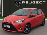 2019 Toyota Yaris 1.5 Vvt I Icon Tech Hatchback 5dr Petrol Manual 111 Ps Hatchba