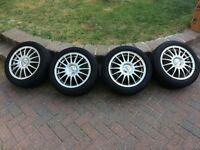 """Alloy wheels 15"""" mx5"""
