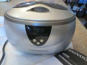 Magnasonic digital jewelry cleaner. Only used a few times.